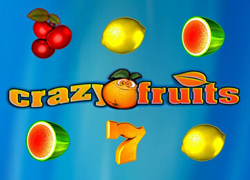 Играть в онлайн автомат Crazy Fruits — зеркало Вулкан Платинум 777